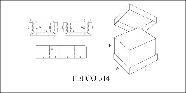 fefco corrugated packaging