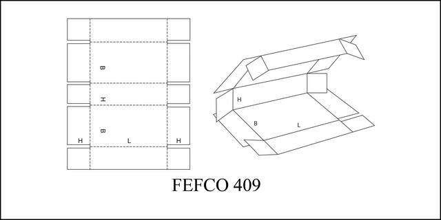 fefco packaging codes