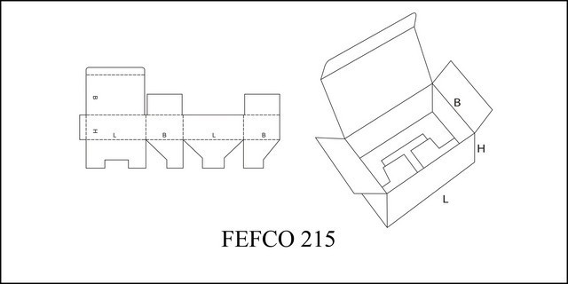fefco box style guide